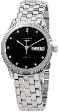 Longines La Grande Classique Automatic Black Dial Men's Watch