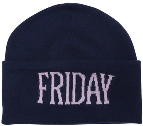 Alberta Ferretti Friday Wool & Cashmere Knit Hat