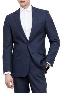 Kenneth Cole New York Reaction Kenneth Cole Slim-Fit Notch-Lapel Suit Jacket - Men's