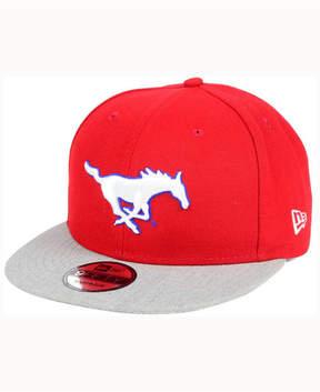 New Era Southern Methodist Mustangs Mb 9FIFTY Snapback Cap
