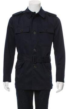 Christian Dior Twill Utility Jacket