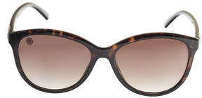 Nicole Miller Nicole By Full Frame Round Sunglasses-Womens