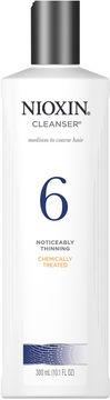 Nioxin System 6 Cleanser Shampoo - 10.1 oz.