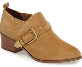 BCBGMAXAZRIA Bcbgeneration Womens Loela Leather Almond Toe Ankle Fashion Boots.