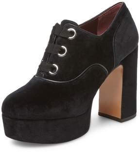 Marc Jacobs Women's Beth High Heel Oxford Boot