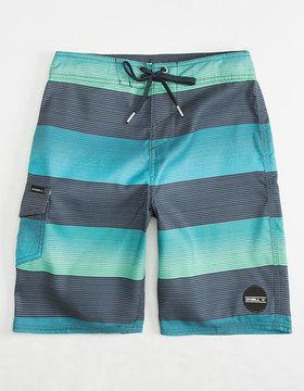 O'Neill Santa Cruz Stripe 2.0 Boys Boardshorts