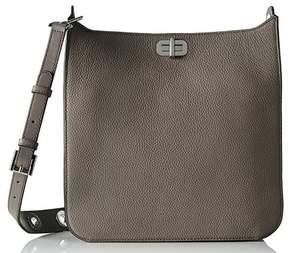 Michael Kors Sullivan Large Leather Messenger Bag - Cinder - 30H6SUPM3L-513 - CINDER - STYLE