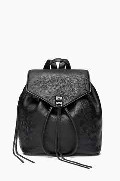 Rebecca Minkoff Medium Darren Backpack - BLACK - STYLE