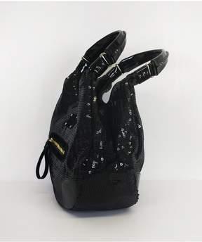 Kate Spade Black Sequin Shoulder Bag