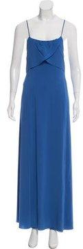 Emporio Armani Silk Maxi Dress