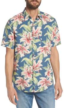 Faherty Tropical Atoll Sport Shirt