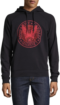 Just Cavalli Men's Legend Raglan Sweatshirt
