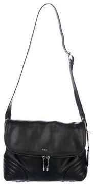 Lauren Ralph Lauren Fold-Over Shoulder Bag