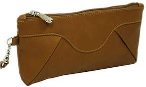 Piel Women's Leather Rainbow Wristlet 2937
