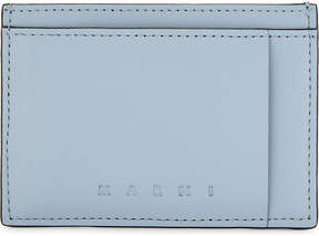 Marni Smooth leather cardholder