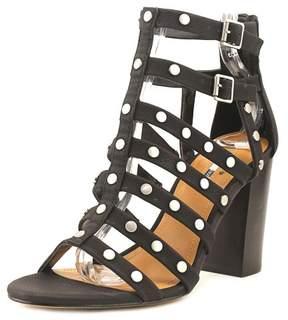 BCBGeneration Chasta Women US 7 Black Sandals