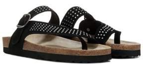 White Mountain Women's Coaster Footbead Sandal