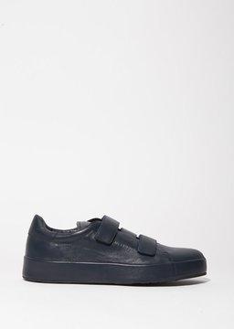 Jil Sander Sneaker With Velcro Navy Size: IT 40