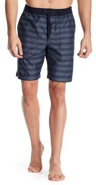 Original Penguin Elasticized Waist Stripe Shorts