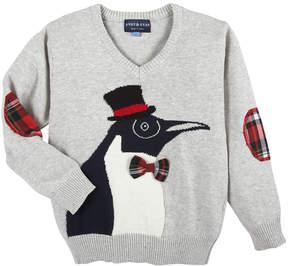Andy & Evan Boys' Penguin Sweater