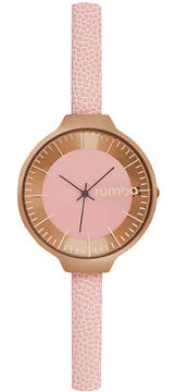 RumbaTime Women's Orchard Leather Watch