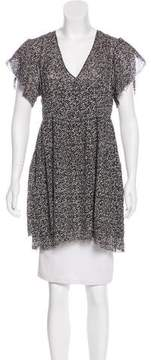 Band Of Outsiders Catherine Floral Dress