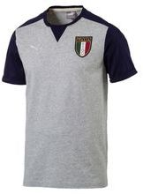 Italia Azzurri Badge T-Shirt