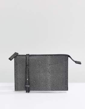 French Connection Textured Crossbody Bag