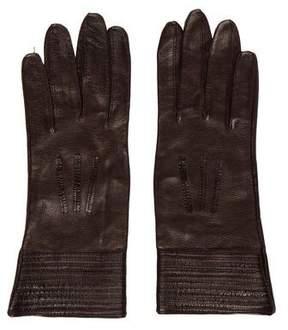 Giorgio Armani Leather Gloves