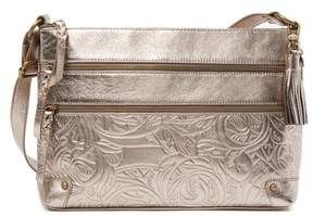 The Sak COLLECTIVE Lance Leather Crossbody Bag