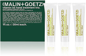 Malin+Goetz Women's Vitamin B5 Hand Treatment Trio