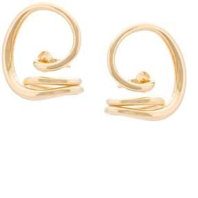 Charlotte Chesnais spiral earrings