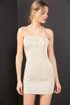 Capulet Amber Bodycon Mini Slip Dress