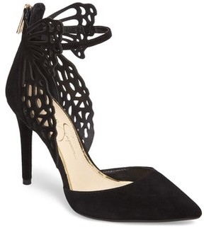 Jessica Simpson Women's Leasia Butterfly Pump