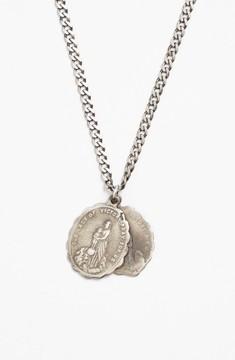 Miansai Men's 'Saints' Pendant Necklace