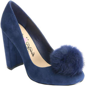 Penny Loves Kenny Women's Riz Pom Pom Pump