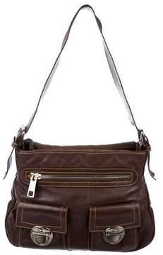Marc Jacobs Sophia Leather Shoulder Bag