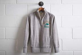 Tailgate Men's Oregon Half-Zip Fleece Popover