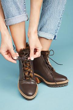 Kelsi Dagger Brooklyn Patterson Hiking Boots