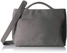 Skagen Mikkeline Satchel Nubuck Leather