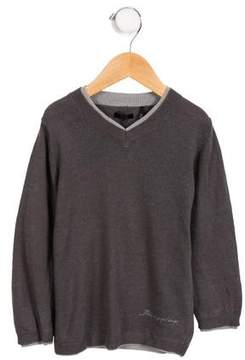 Ikks Boys' Linen-Blend Sweater w/ Tags