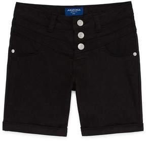 Arizona Midi Shorts Girls 4-16 and Plus