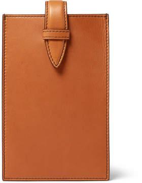 Ermenegildo Zegna Libro Leather Cardholder