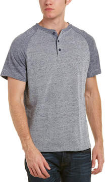 Sovereign Code Flow Henley T-Shirt