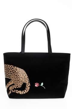 Kate Spade Shopping Bag - BLACK - STYLE
