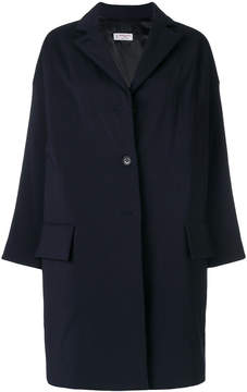 Alberto Biani flap pocket coat