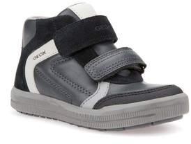 Geox Boy's Carzach Mid Top Sneaker