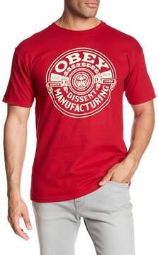 Obey Dissent Wreath Premium Tee