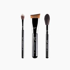 Sigma Beauty Highlight Expert Brush Set