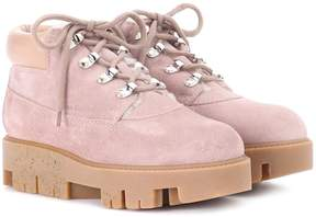 Acne Studios Exclusive to mytheresa.com – Tinne She suede ankle boots
